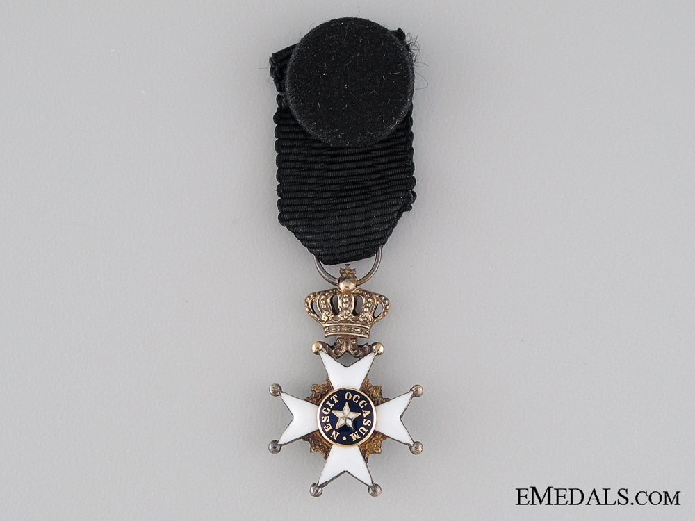 A Miniature Order of the North Star
