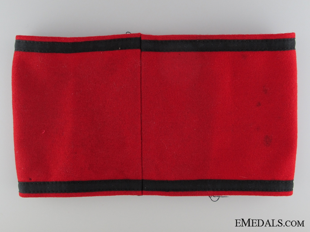 A Tunic Removed RZM SS Armband