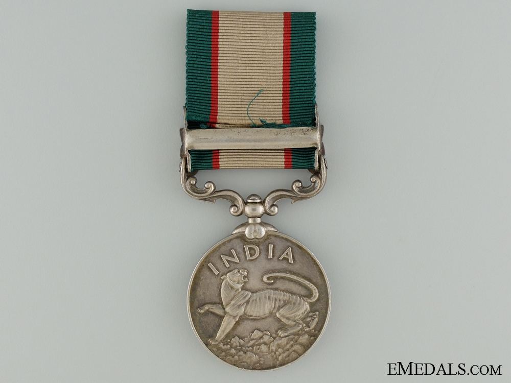 A 1936-39 India General Service Medal to the Bengal Sappers