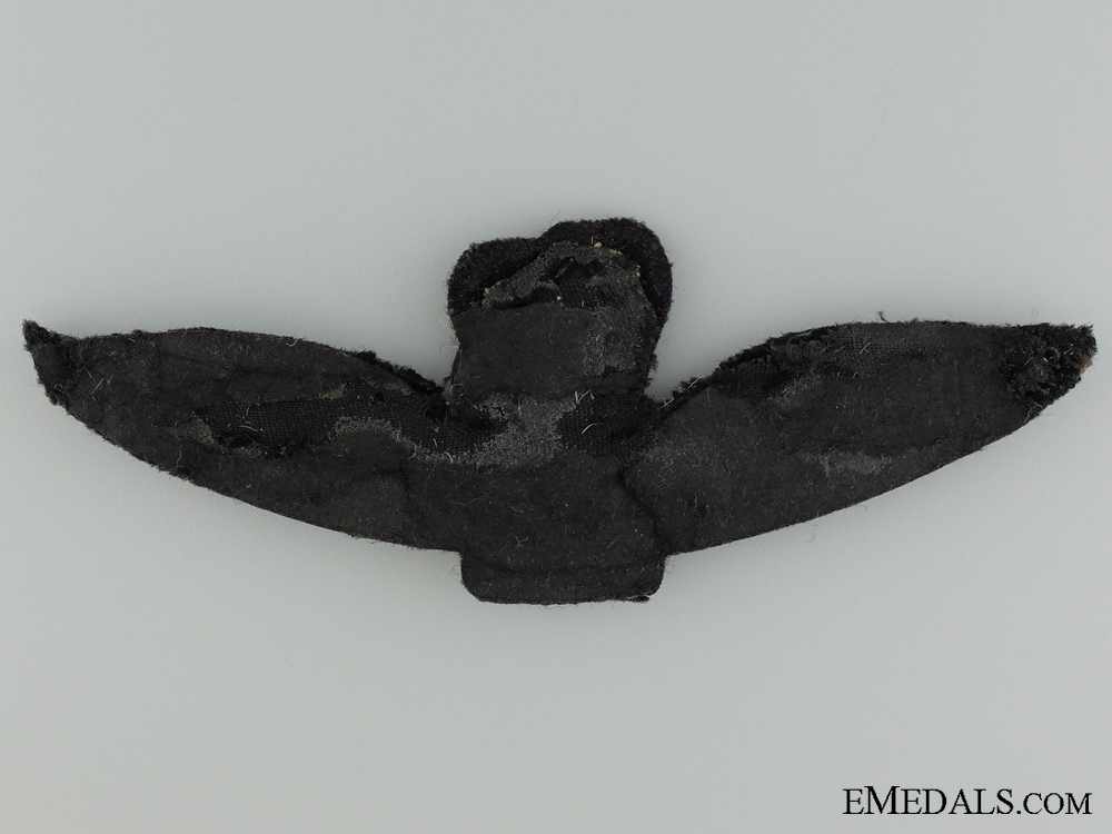 WWII Army Air Corps Glider Pilot's Wings c.1942