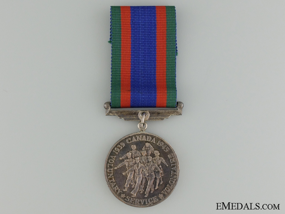 A Second War Medal & Articles to the Royal Canadian Regiment