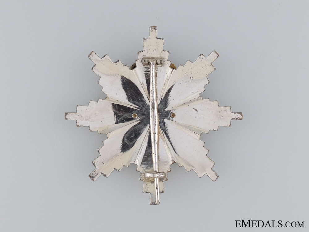 A Greek Order of the Phoenix; Breast Star