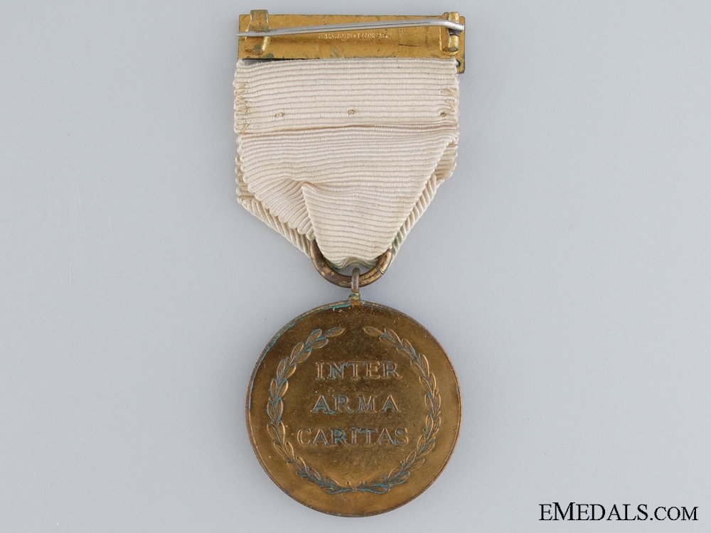 British Red Cross Society Medal for War Service