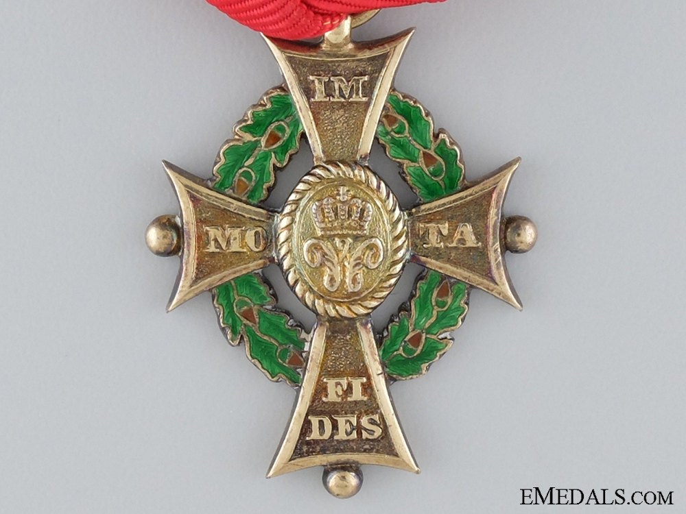 House Order of Henry the Lion; Merit Cross First Class