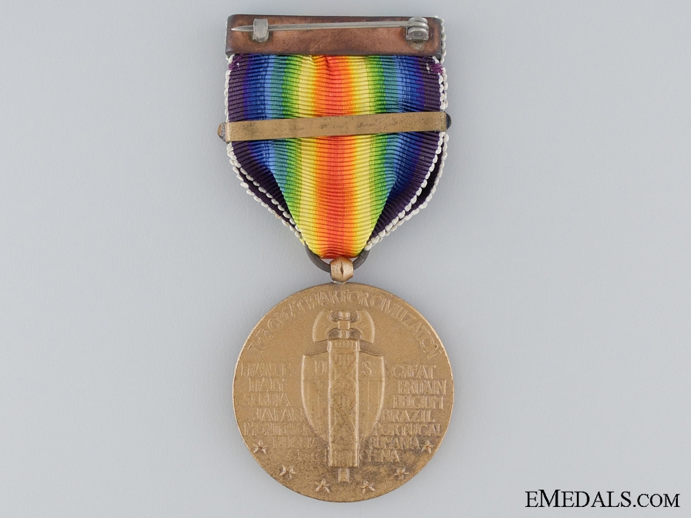 A First War American Victory Medal