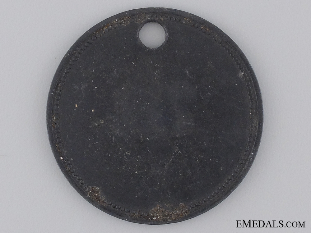 A Scarce Junkers Factory Employee Badge