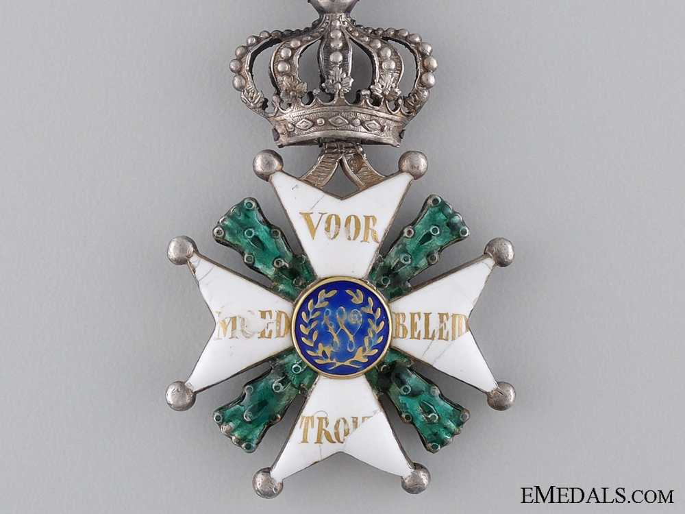 A Scare & Early Military Order of William; Knights Cross c.1850