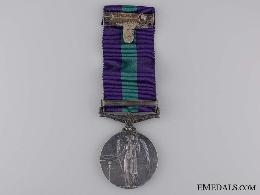 1918-62 General Service Medal to the Indian Signal Corps