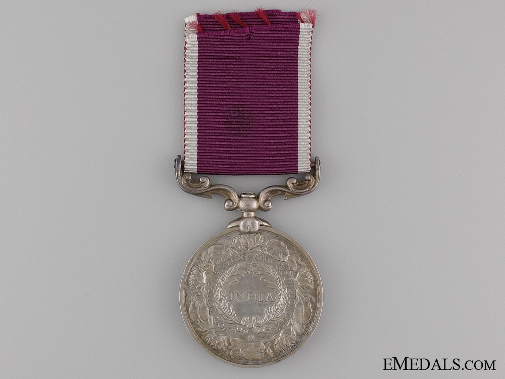 1888 Indian Army Meritorious Service Medal