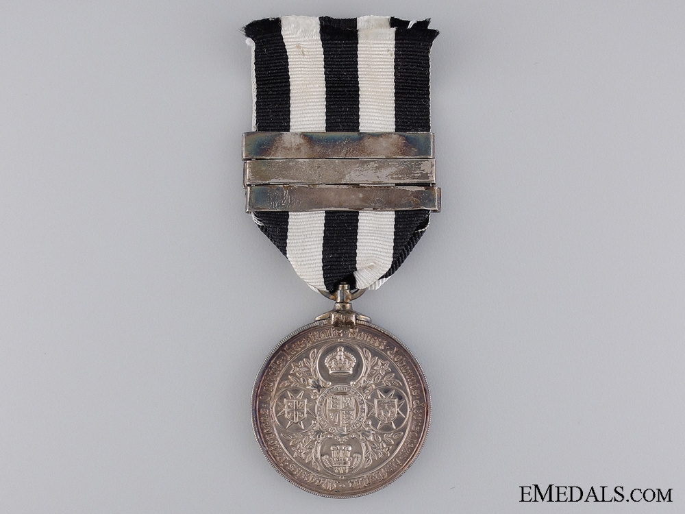 A 1912 Long Service Medal of the Order of St. John