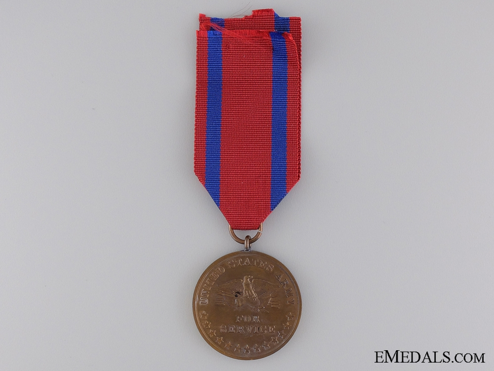 An American Indian Wars Campaign Medal