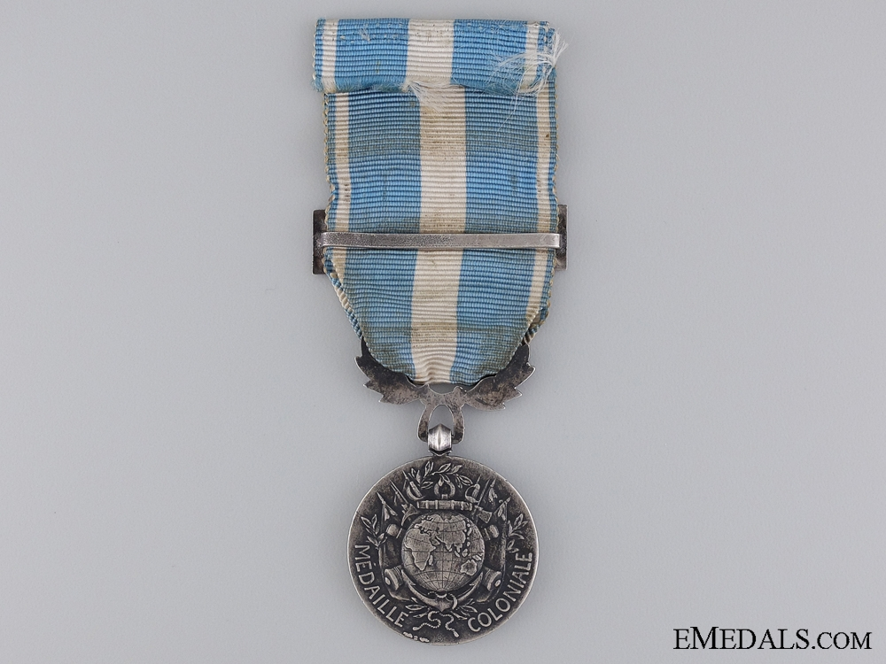 A French Colonial Medal; Extreme Orient