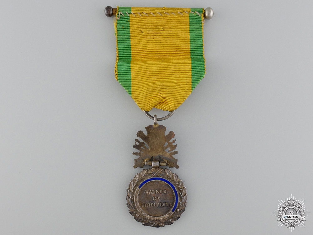 A French Military Medal; Type II