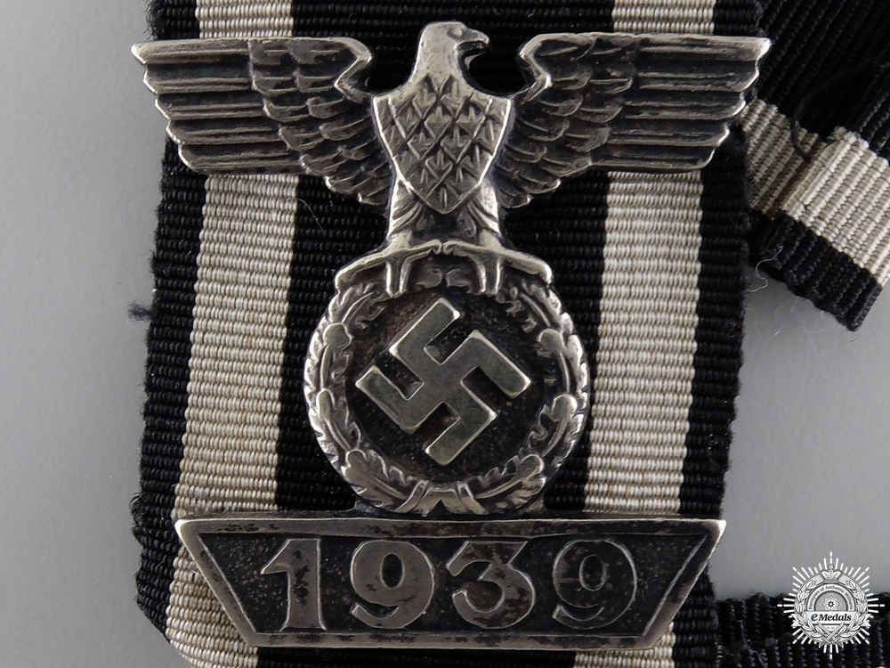 A Clasp to the Iron Cross Second Class 1939; Second Version