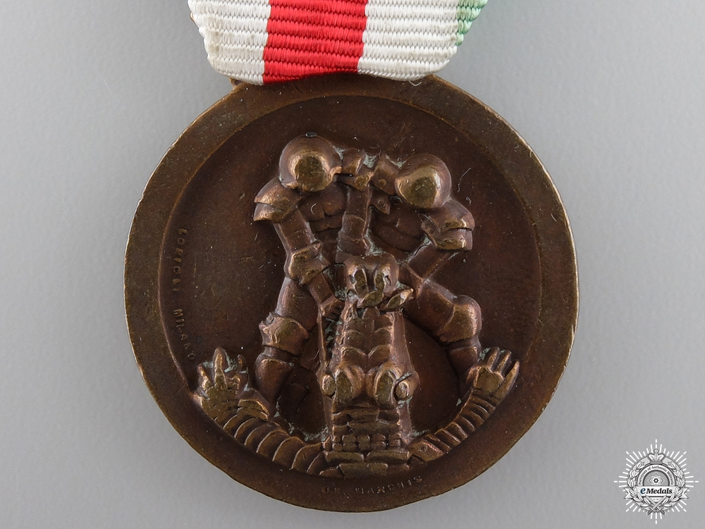 An Italo-German African Campaign Medal