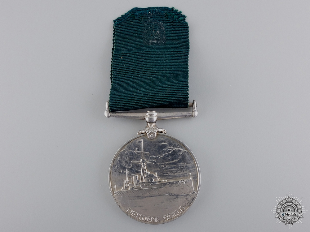 A Royal Naval Reserve Long Service & Good Conduct Medal
