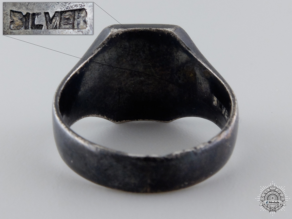A Victorian Queen's Own Rifles of Canada Ring