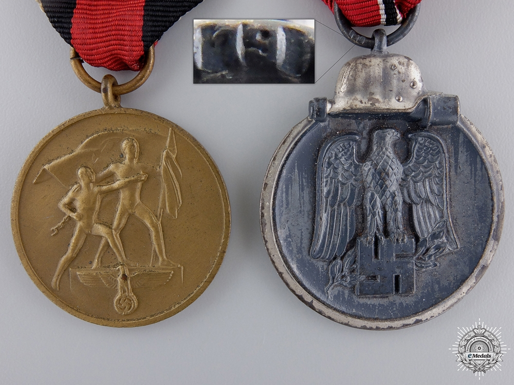 A Group of Three Third Reich Awards