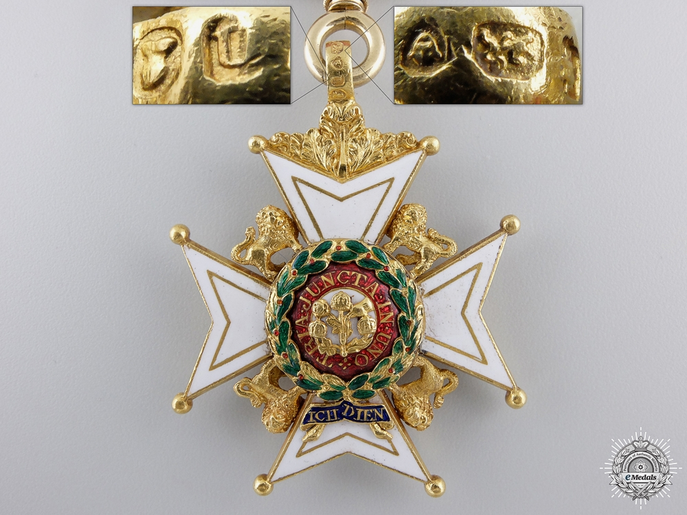 A Most Honourable Order of The Bath; Companion's Breast Badge  Consignment 21