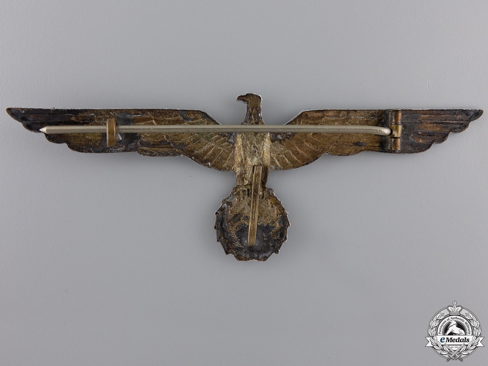 An Early Army Breast Eagle