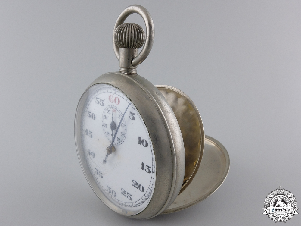 A Second War Royal Canadian Air Force (RCAF) Stop Watch 1943