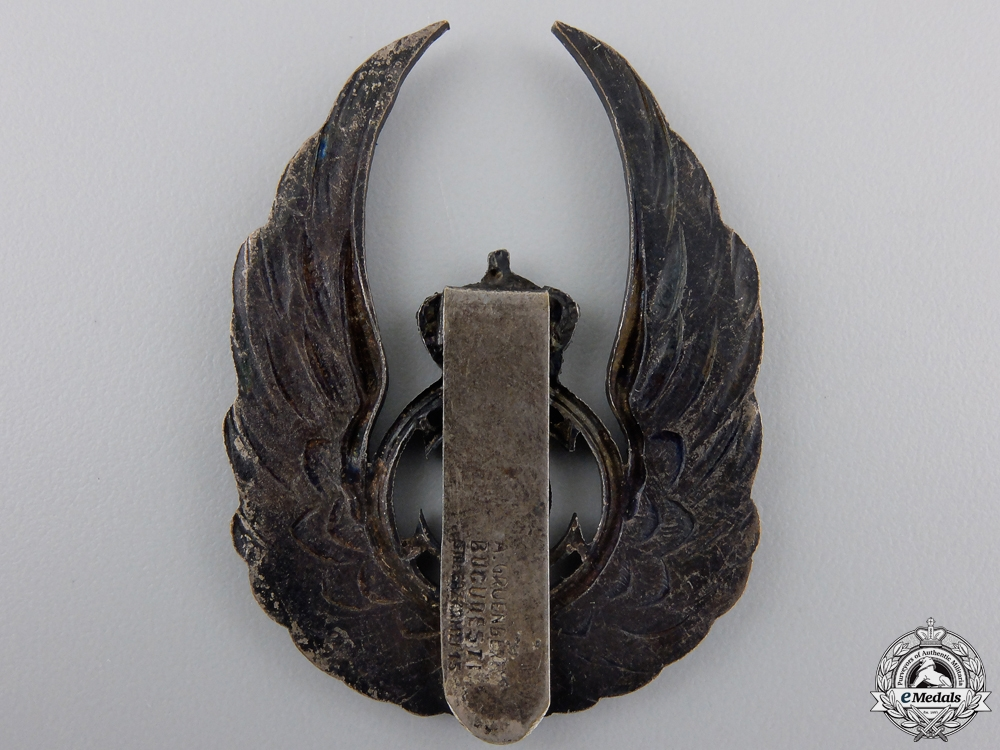 A Pre Second War Air Force Observer Badge by A. Gruenberg