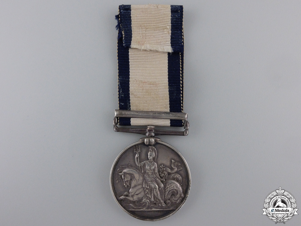 A Naval General Service 1793-1840 for Syria