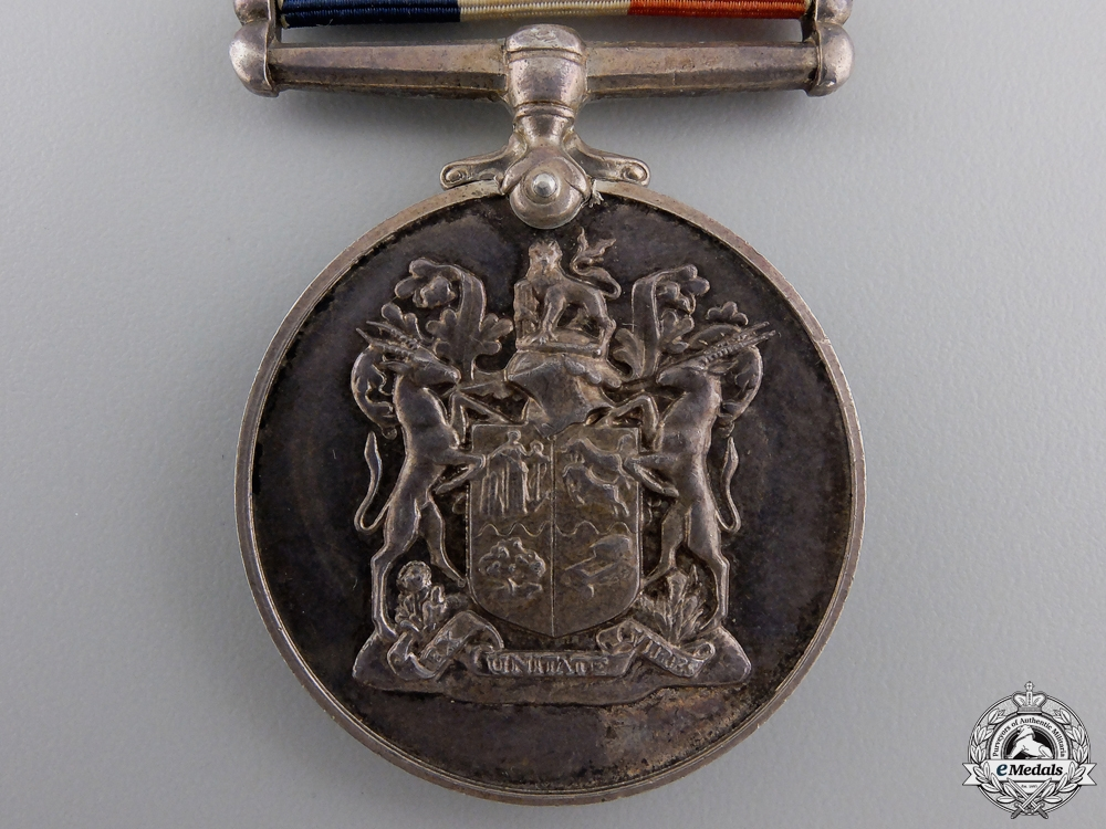 A South African Medal for War Services 1939-1945