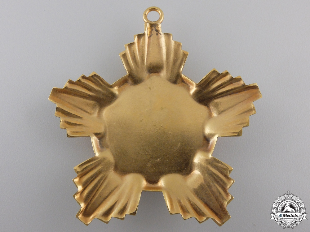A Romanian Order of Victory of Socialism (1966-1989)