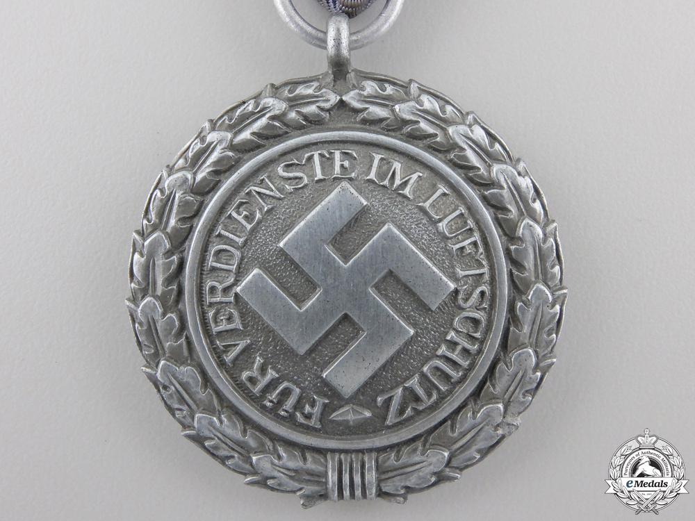 A Luftwaffe Air Defence Honour Decoration; 2nd Class