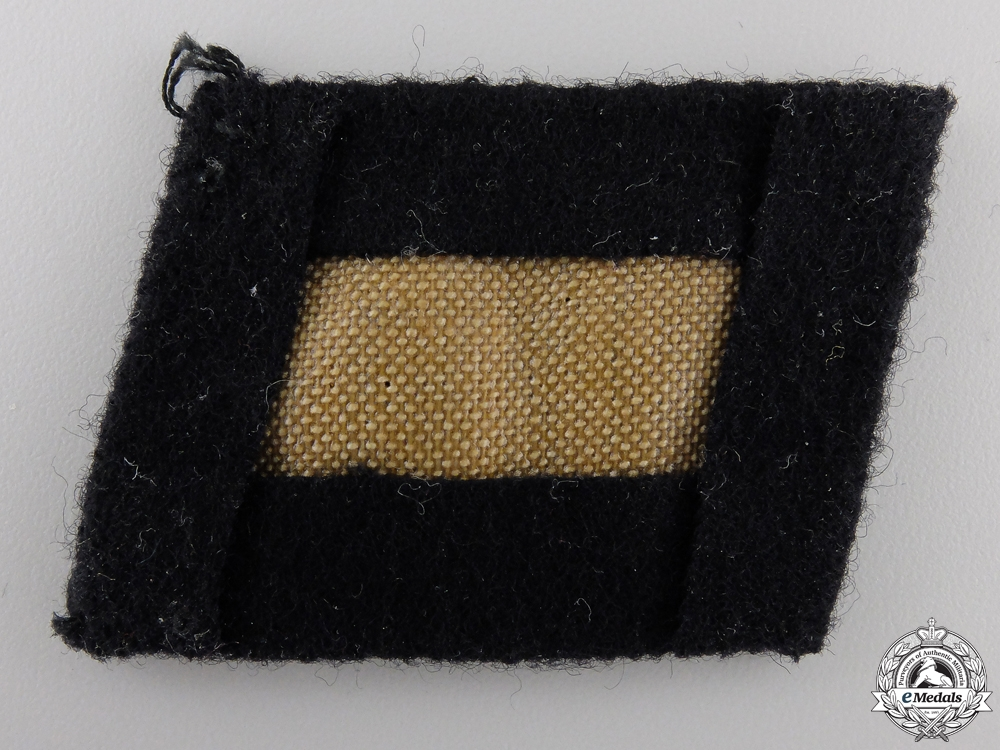 An Allgemeine-SS 16th Foot Regiment Officer's Collar Tabconsignment #38