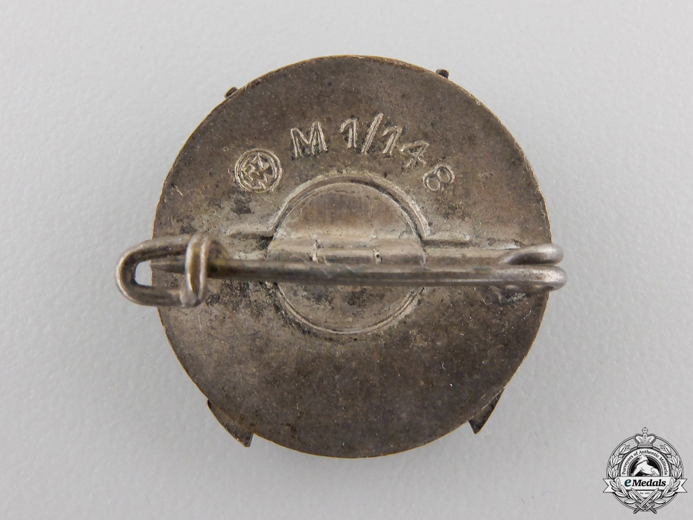 A Hitler Youth (HJ) Shooting Badge
