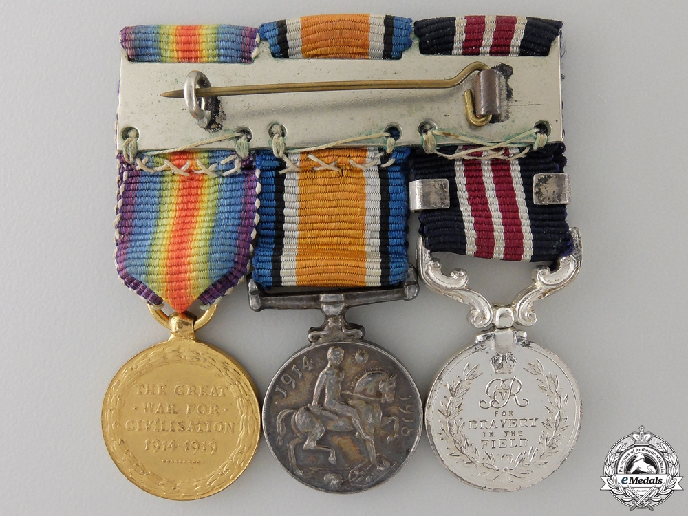 A Miniature Military Medal Group