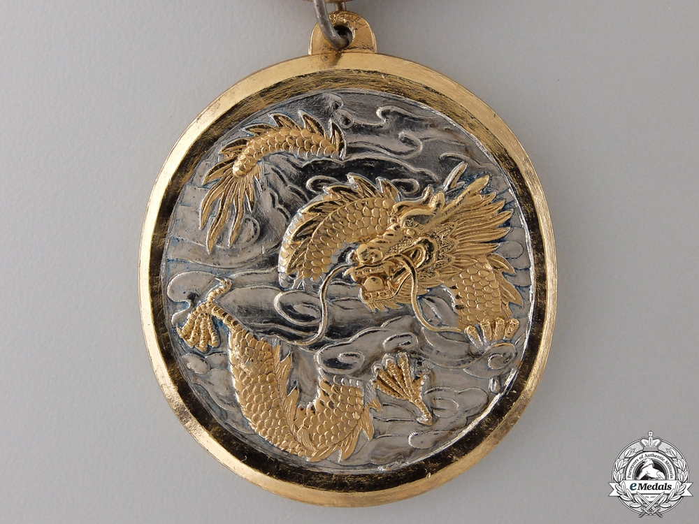A Taiwanese Order of Cloud and Dragon