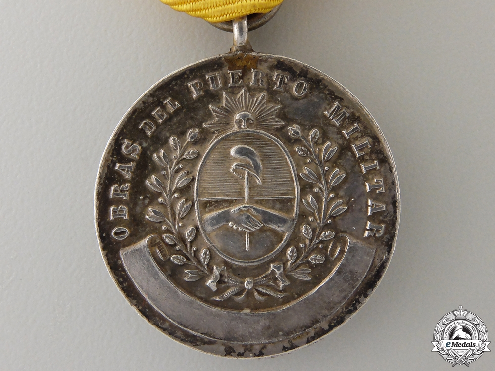 An 1898-1902 Argentine Sports Medal