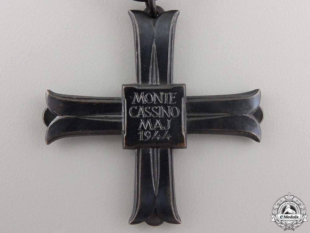 A Polish Monte Casino Cross