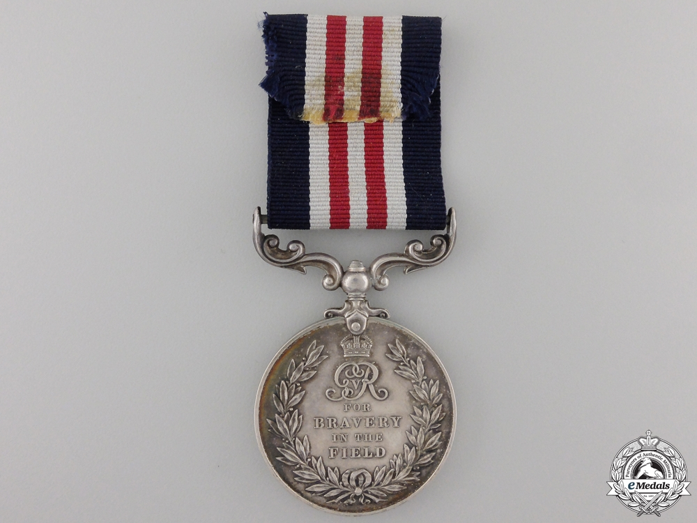 A First War Military Medal to the Royal Field Artillery