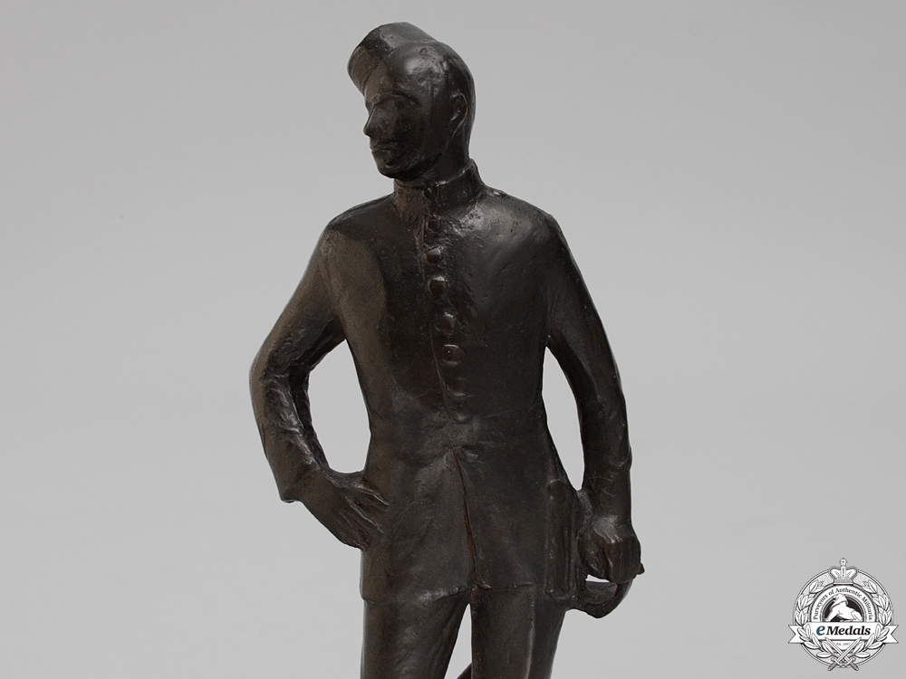 A Royal Canadian Military College Bronze by William Hadd McElcheran