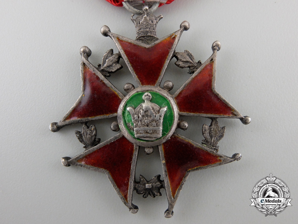 An Iranian Order of Sciences