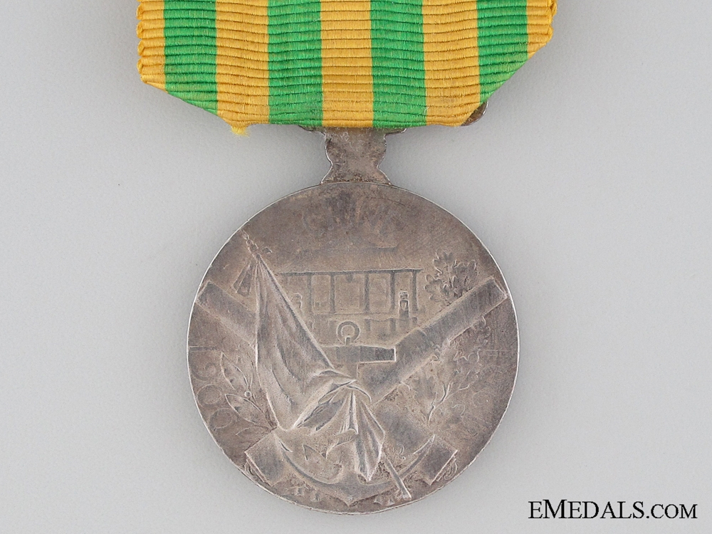 French China Medal 1900-1901