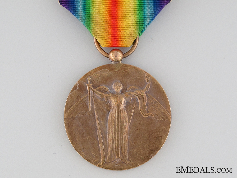 Cuban WWI Victory Medal, Official Issue
