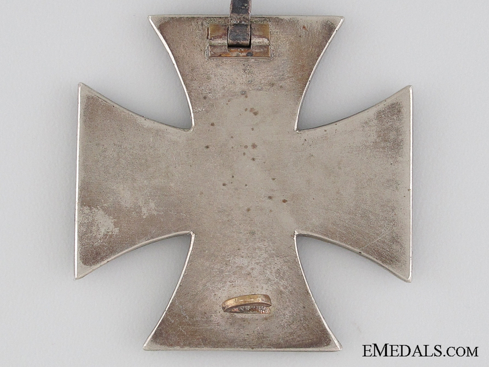 Iron Cross First Cl. 1939 by F. Orth (15)