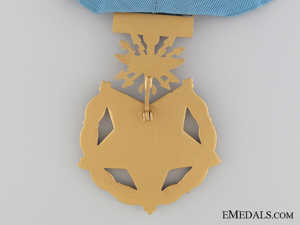 An American Air Force Medal of Honor c.1965