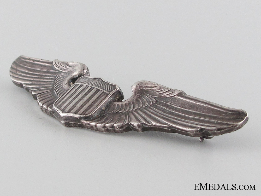 WWII Army Air Force Pilot Badge