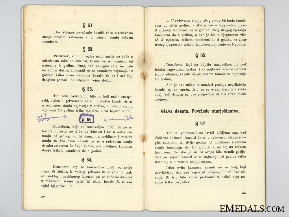 A WWII Croatian Air Force Instruction Guide