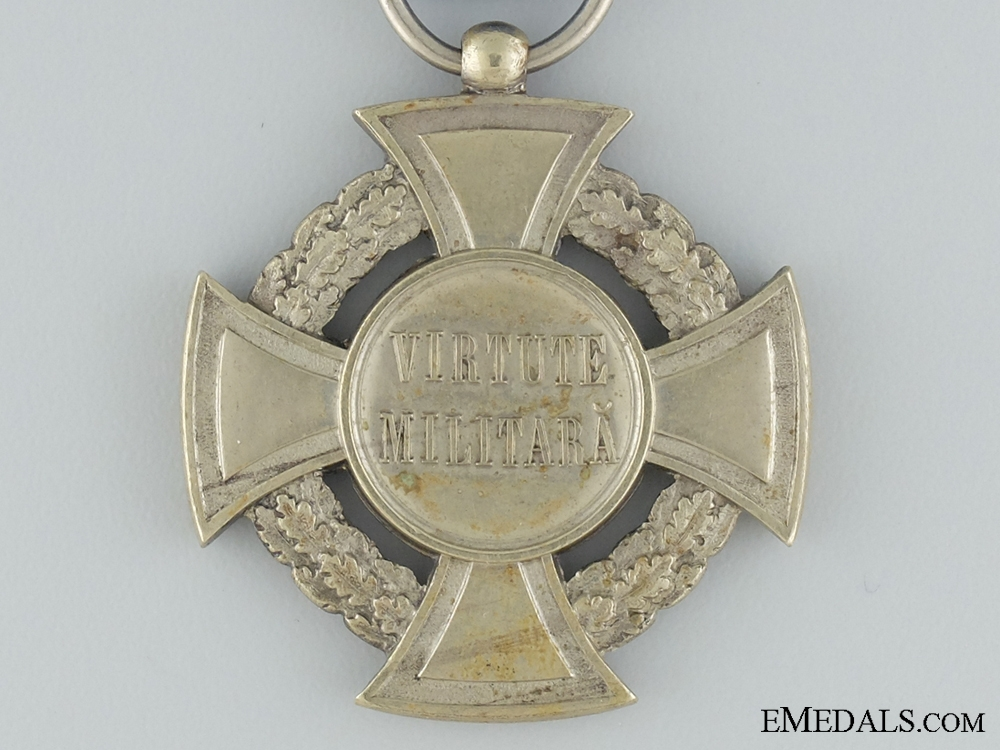 Romanian War  Medal for Military Virtue