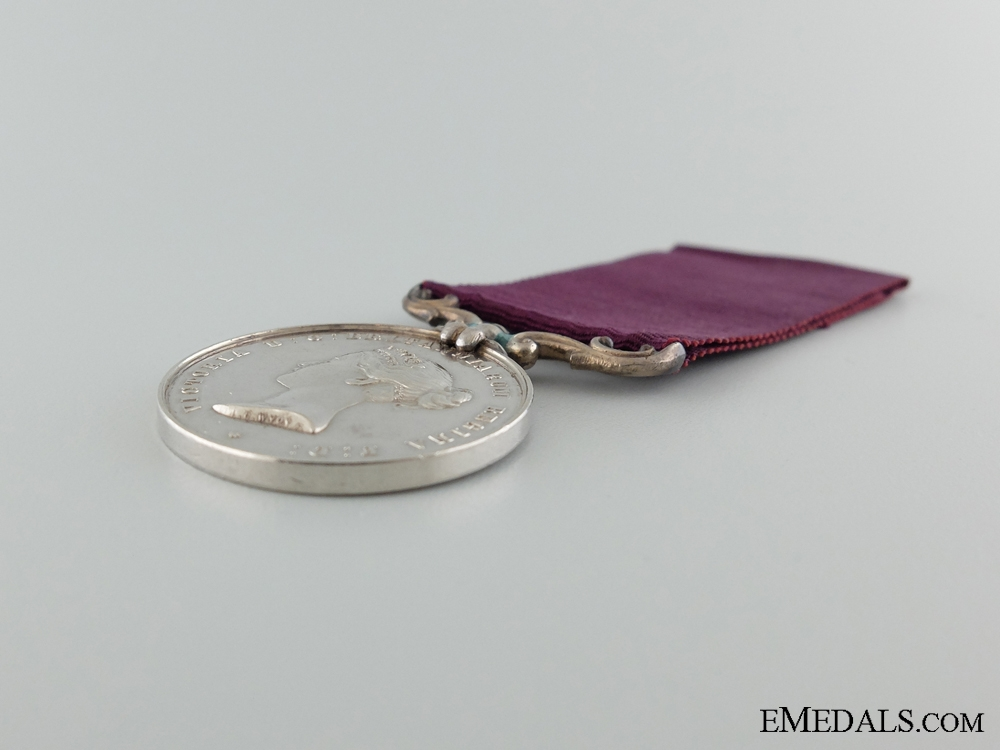 A Victorian Sea Gallantry Medal; Unnamed
