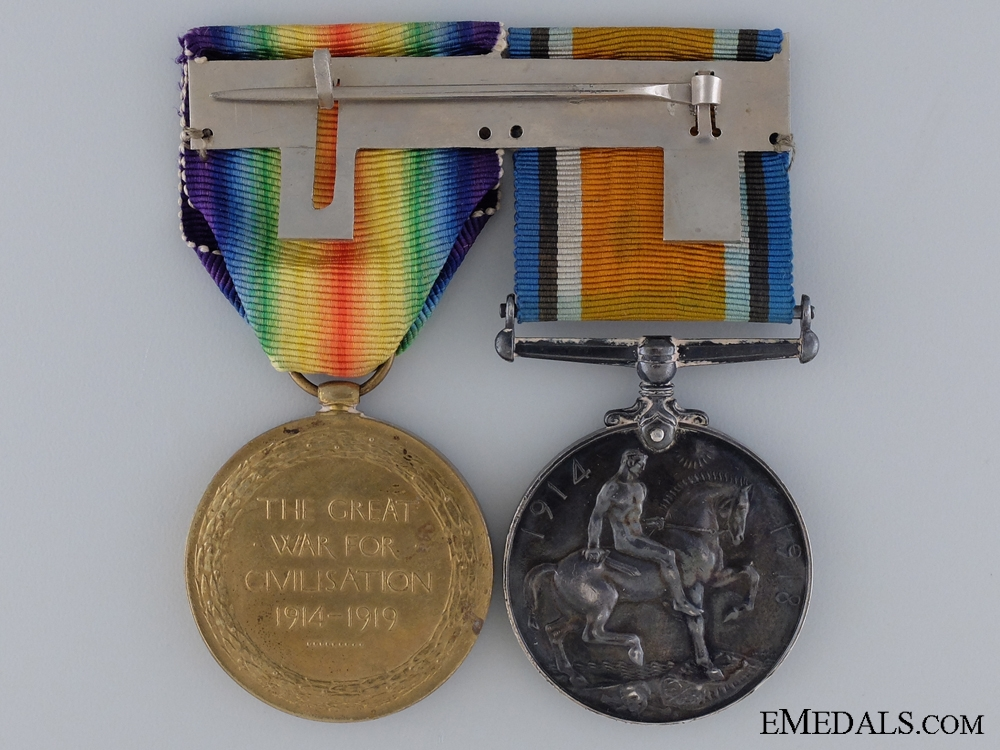 A Great War Pair to a Hill 70 Casualty, Corporal Gerald G. Erskine, 61st Infantry Battalion, 44th Infantry Battalion