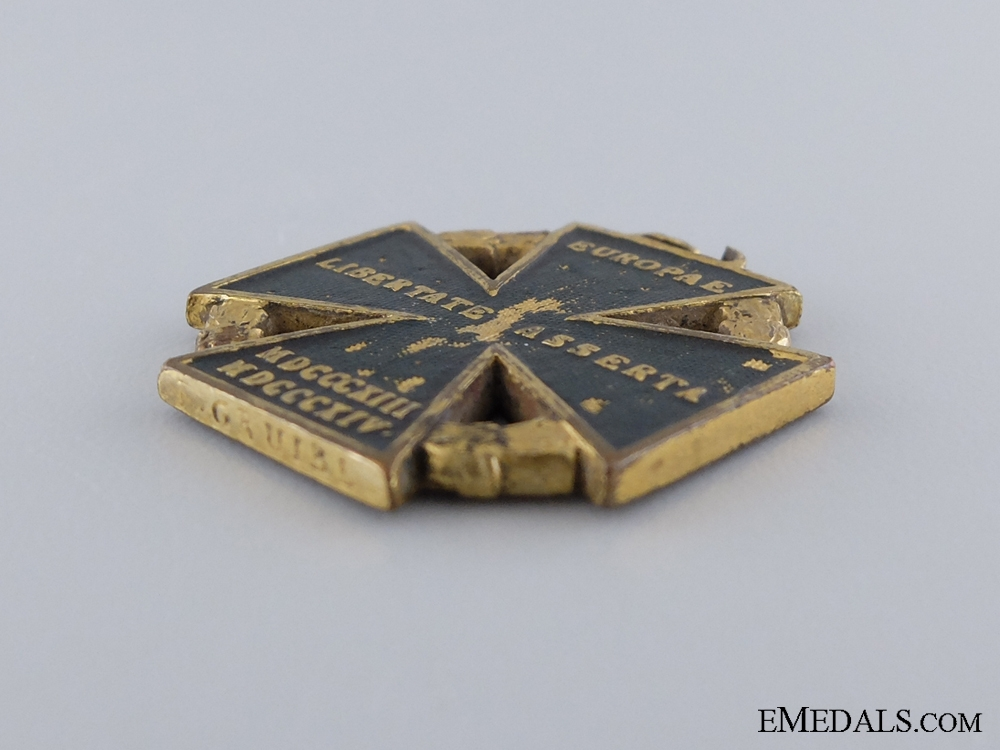 1813-14 Austrian Army Cross