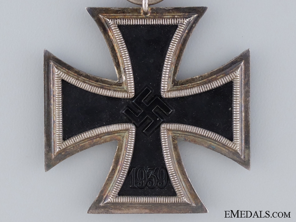 1939 Second Class Iron Cross with Document